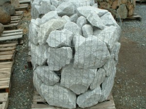 Fieldstone Drystack Rubble Wall Rock Natural Stone